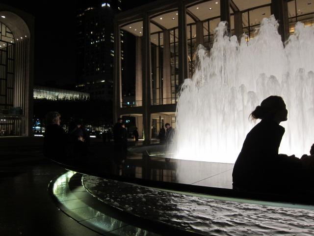 Lincoln Center, 2012